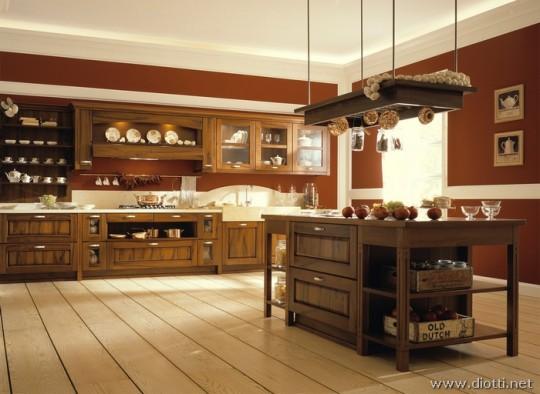 Cucine Moderne In Noce Nazionale.Cucina Classica In Noce Nazionale Notizie It