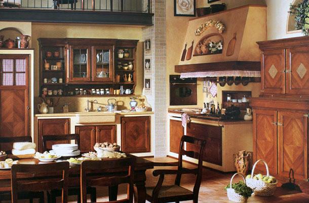 Cucine Antiche E Moderne.Antigua Moderna Cucina Bergallo Notizie It