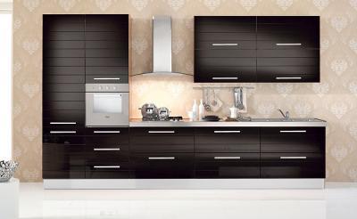 cucine moderne cucine moderne per case piccole moderna cucina nera laccata notizieit
