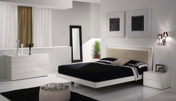 Samamobili propone questa esclusiva camera da letto - Arredamento camera matrimoniale moderna ...