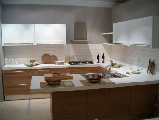 Moderna cucina MATRIX (Berloni) - Notizie.it