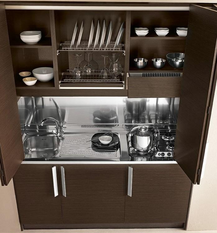 Moderna mini cucina - Notizie.it