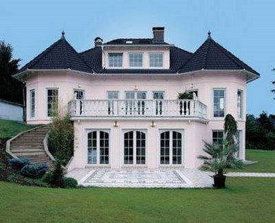 Moderna ed avveniristica casa prefabbricata in legno for Villa prefabbricata prezzi