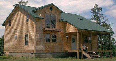 Case prefabbricate in legno a condizioni economiche for Casa prefabbricata moderna