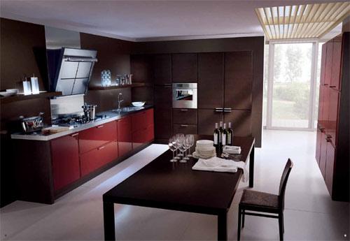 Cucine Scavolini cucine scavolini materiali : Moderna cucina Scavolini GLAM - Notizie.it