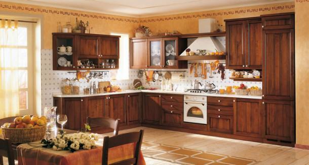 Moderna e rivoluzionaria cucina classica Home - Notizie.it