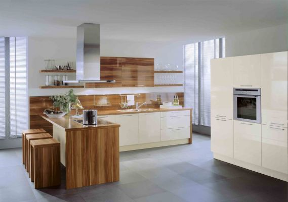 Beautiful Cucine In Legno Moderne Contemporary - Ideas & Design ...