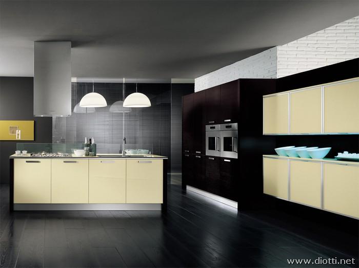 Diotti arredamenti propone esclusiva cucina for Diotti arredamenti