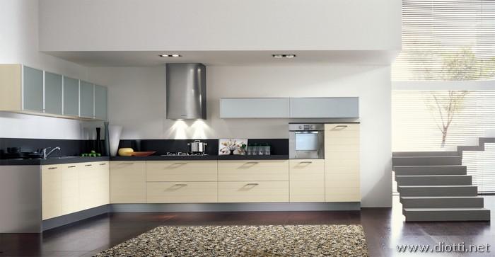 Moderna cucina image for Arredamenti case eleganti