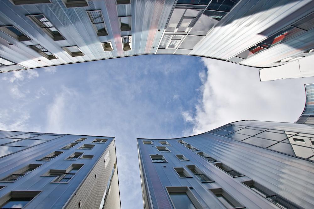 Nuovo magico esempio di architettura moderna for L architettura moderna