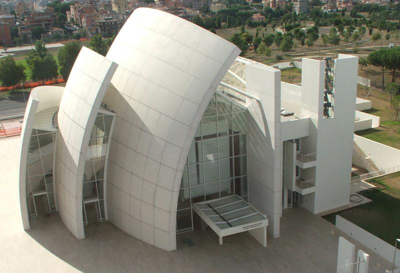L 39 architettura moderna suscita emozioni for Architettura disegnata