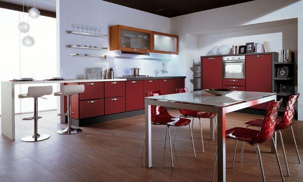 Moderna cucina lube for Cucina moderna abbonamento