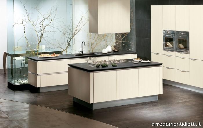 Diotti arredamenti propone esclusiva e moderna cucina for Cucina moderna abbonamento