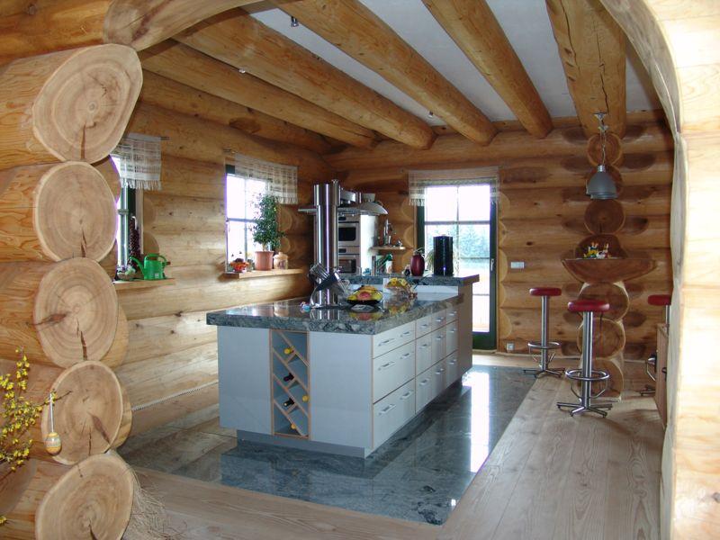 Moderna cucina ad isola realizzata con stile e design decisamente ...