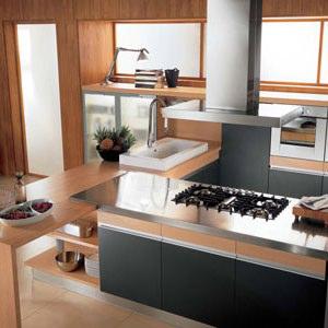 La scelta della cucina moderna - Illuminazione cucina moderna ...