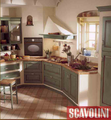 Awesome Cucine In Muratura Moderne Scavolini Ideas - Ideas ...