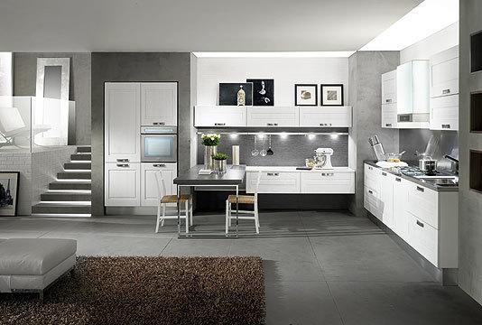 Progettare e arredare una cucina for Case arredamento moderno