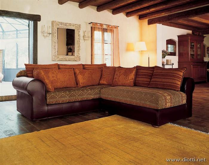 Diotti arredamenti propone esclusivo sof for Diotti arredamenti