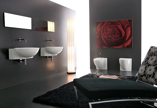 Nuovo e modernissimo bagno - Deumidificatore per bagno ...