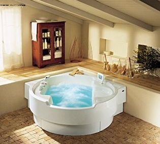 aingresso moderno idee casa originali : Per chi vuole arredare il bagno con idee nuove ed originali, il bagno ...