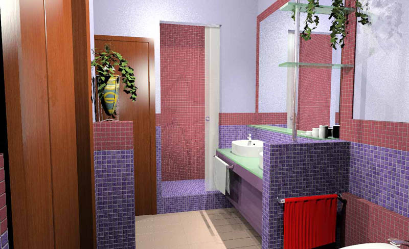 Moderno e rivoluzionario bagno - Deumidificatore per bagno ...