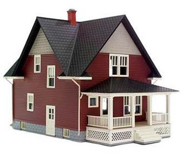 Costruire una casa prefabbricata moderna ed eccentrica - Costruire una casa costi ...