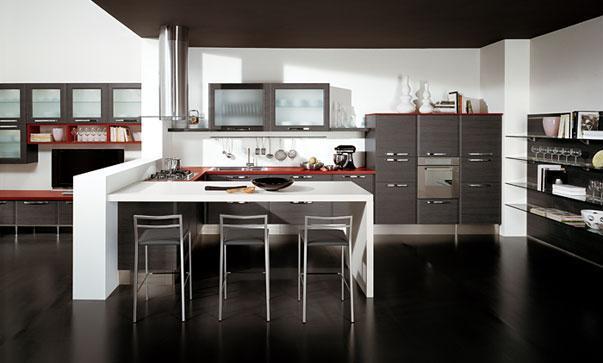 """Moderna e rivoluzionaria cucina Lube, denominata: """"Debora"""" - Notizie.it"""
