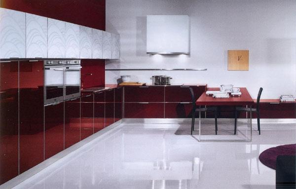 Moderna e rivoluzionaria cucina for Cucina moderna quanto costa