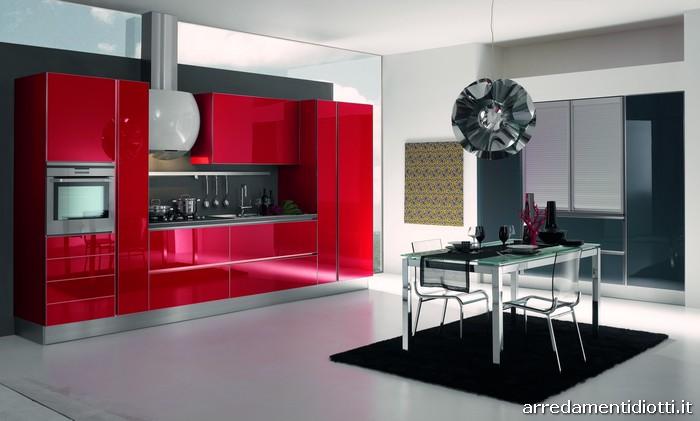 Diotti arredamenti propone la cucina yara for Diemme arredamenti
