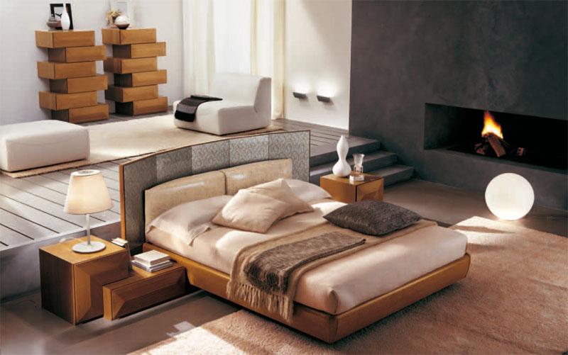 Moderna ed esclusiva camera da letto - Notizie.it
