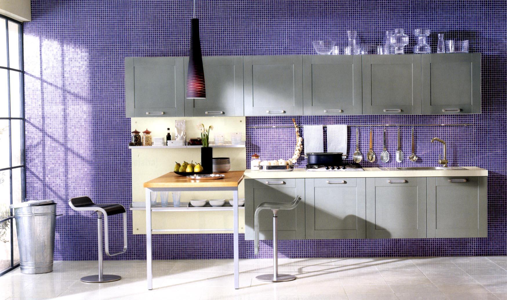 La Cucina Proposta In Figura è Decisamente Bella: Stile E Design  #826C49 1749 1036 Classifica Delle Migliori Cucine Componibili