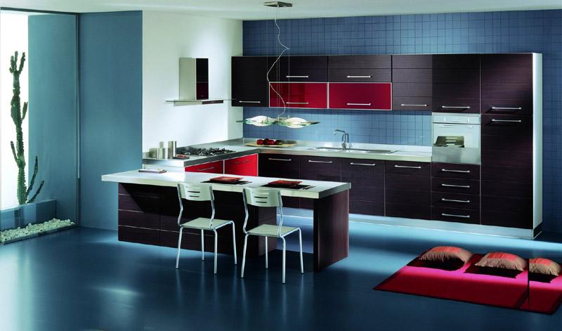 Moderna e rivoluzionaria cucina alice - Arredamento cucina moderna ...