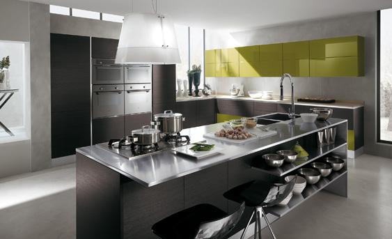 Innovativa cucina Scavolini - Notizie.it