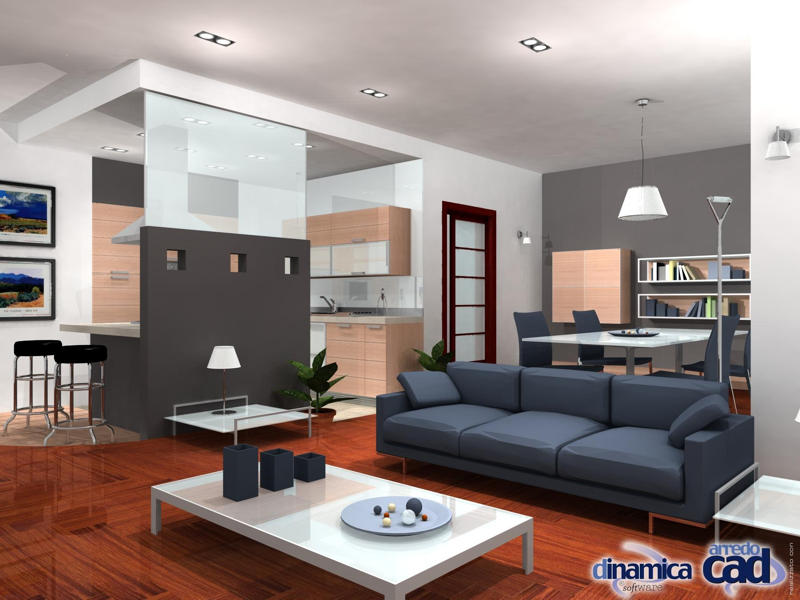 Moderno ed esclusivo salotto for Arredamento moderno salotto