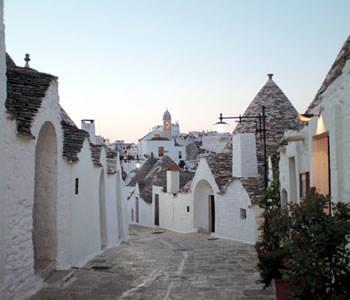 I magnifici Trulli della Puglia