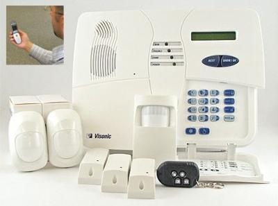 Un moderno antifurto elettronico per la casa - Antifurto per la casa ...