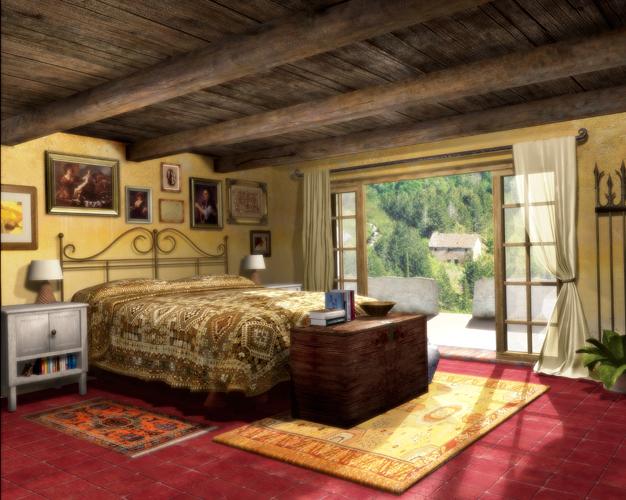 Moderna e regale camera da letto | Notizie.it