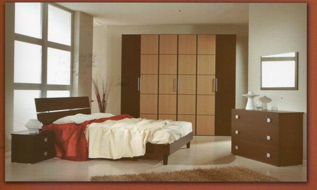 nuovissima ed originale camera da letto