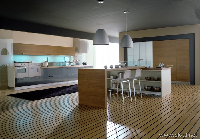 Moderna Ed Innovativa Cucina : Cucina moderna ed innovativa notizie it ...