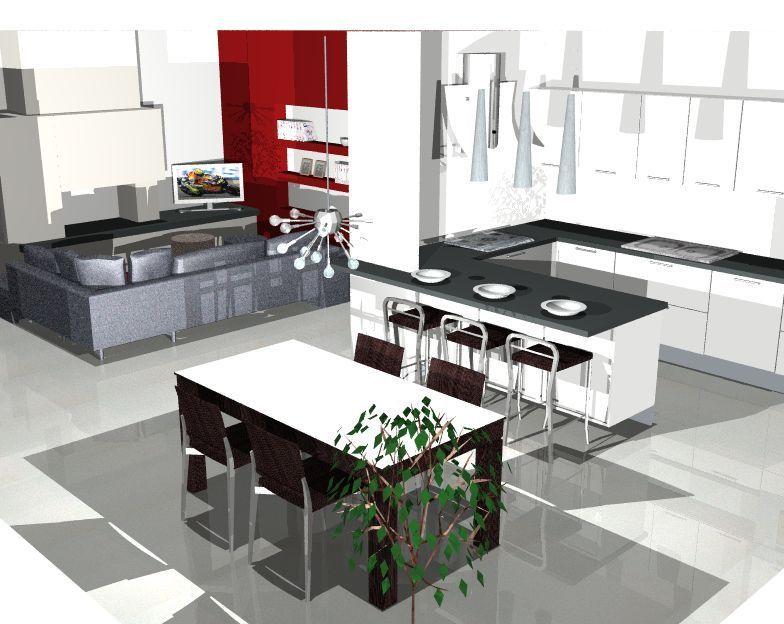 Molto Progettazione Di Una Cucina Con Isola: Progettazione di una cucina  NT04
