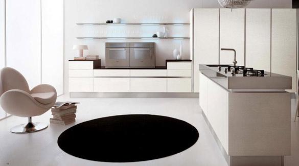 Moderna ed avveniristica cucina for Cucina moderna abbonamento