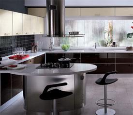 """Nuovissima e moderna cucina Scavolini denominata """"Crystal"""" - Notizie.it"""