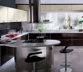 "Nuovissima e moderna cucina Scavolini denominata ""Crystal ..."