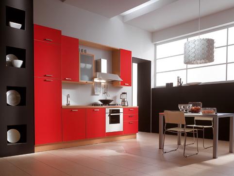 Centro negri arredamento propone esclusiva cucina for Cucina moderna abbonamento
