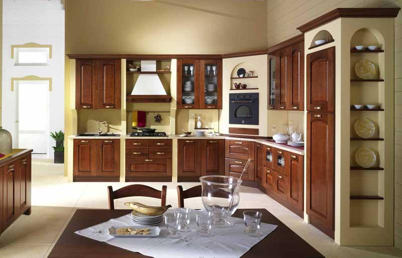 La ditta artea cucine propone questa esclusiva ed - Cucina finta muratura prezzi ...