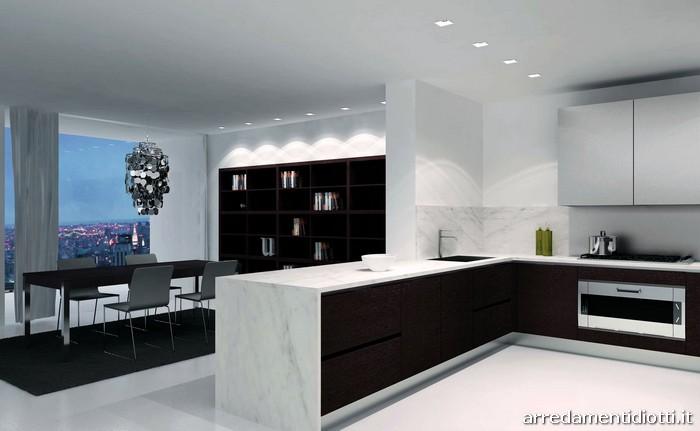 Cucine Moderne Americane. Cucine With Cucine Moderne ...
