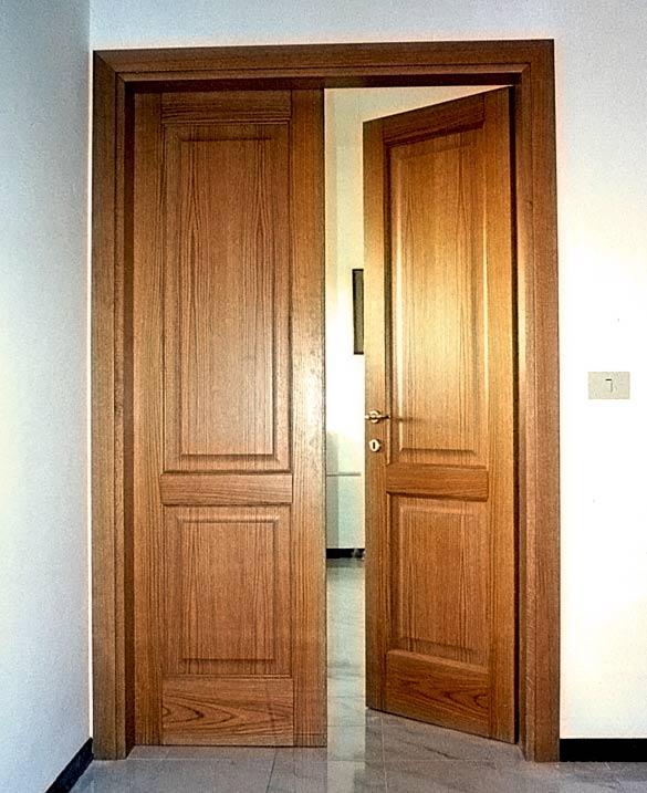 Arredi fiorelli propone esclusiva porta in legno massello - Porta in legno massello ...