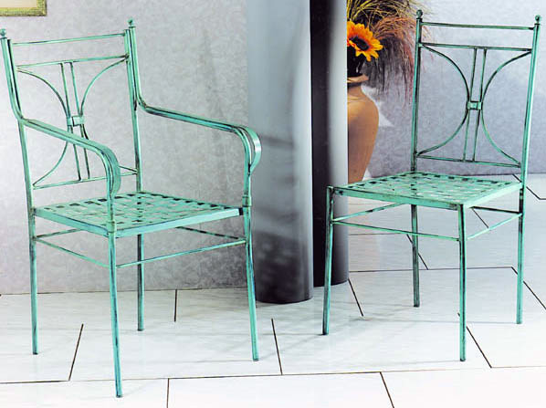 Sedie In Ferro Battuto Pieghevoli : Moderne ed innovative sedie in ferro battuto of sedie ferro design