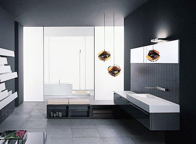 Moderno ed originale bagno universal - Bagno originale ...