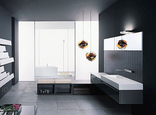 Moderno ed originale bagno universal for Arredamento moderno bagno